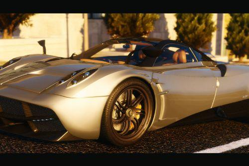 2014 Pagani Huayra [Replace | Animated Engine | Tuning]