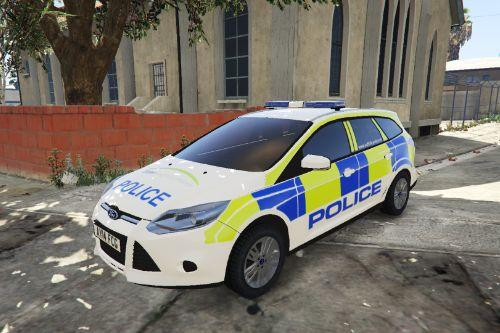2014 Suffolk Constabulary Ford Focus skin [discontinued]