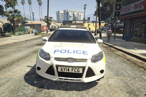 2014 Suffolk Constabulary Ford Focus skin [Update]