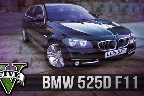 Ccd692 gta 5   bmw 525d f11 civilian
