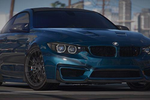 2015 BMW F82 M4 [Add-On | Tuning | Bodykits]