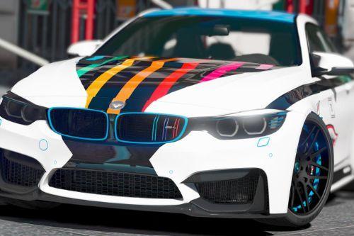 2015 BMW F82 M4 - Painting