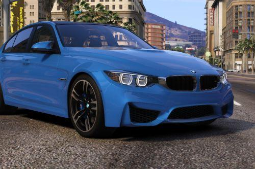 2015 BMW M3 (F80) [Add-On | Tuning]