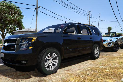2015 Chevrolet Tahoe FBI [Unlocked]