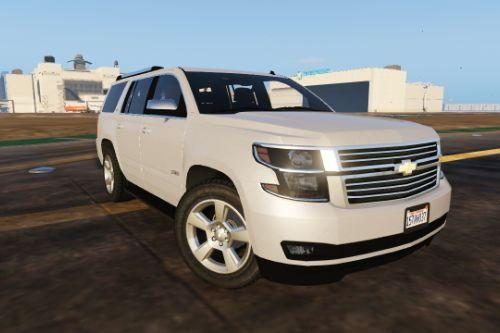 2015 Chevrolet Tahoe LS / LTZ [Replace | Animated | Template | Unlocked]