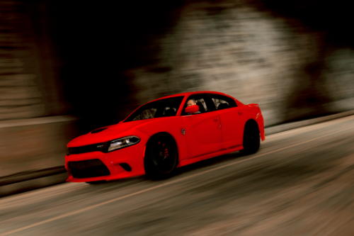 2015 Dodge Charger Hellcat SRT [Add-On / Replace]