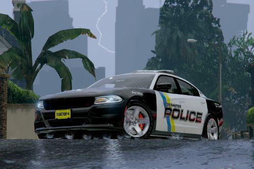 2015 Dodge Charger - Los Santos Police