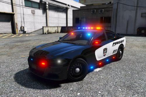 2015 Dodge Charger Pursuit [Replace] [ELS]