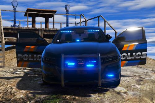 2015 Dodge Charger Skin
