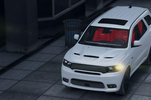 2018 Dodge Durango SRT [Add-On / Replace]