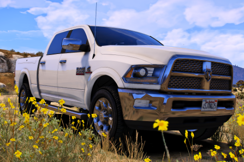 2015 Dodge RAM 2500 [Add-On | Tuning | Template]