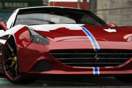 2015 Ferrari California T-Uniform