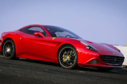 2015 Ferrari California T [Add-On | Animated Roof]