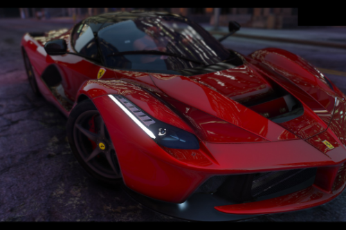 2015 Ferrari LaFerrari [Add-On | Livery]