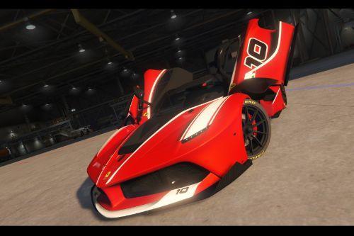2015 Flavio Manzoni Ferrari FXX K [Liveries]