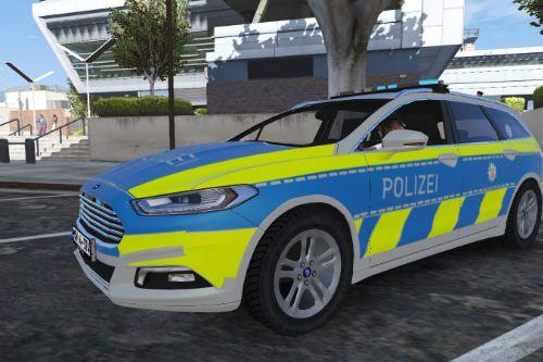 2015 Ford Mondeo PSNI - New Polizei NRW Design [Paintjob]