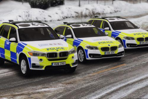 2015 Gloucestershire Police BMW Pack