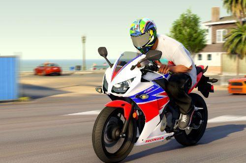 2015 Honda CBR-300R [Add-On | Tuning]