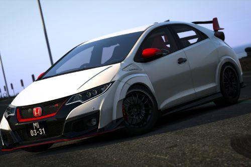 2015 Honda Civic Type R (FK2) [Add-On | Tuning | Modulo | RHD | Template]