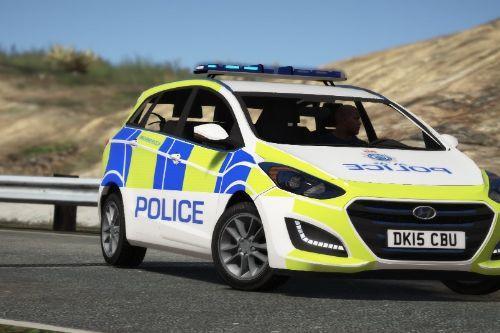 2015 Hyundai i30 Touring Cheshire Police