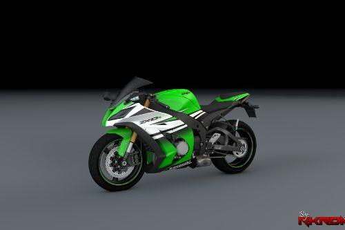 2015 Kawasaki Ninja ZX-10R [Add-On]
