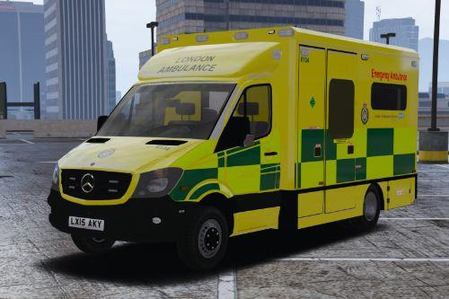 2015 London Ambulance [ELS]