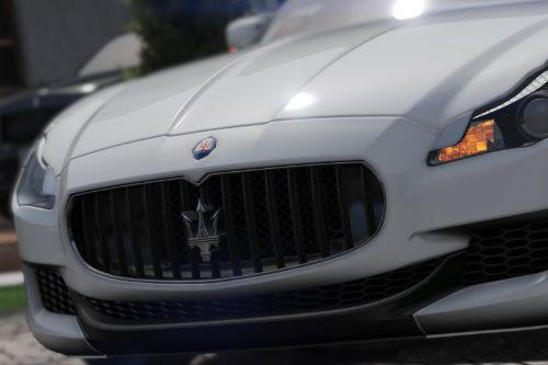 2015 Maserati Quattroporte GTS [Add-on/Replace]