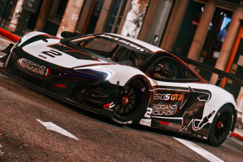 McLaren 650s GT3 [Add-On | Tuning | Liveries]