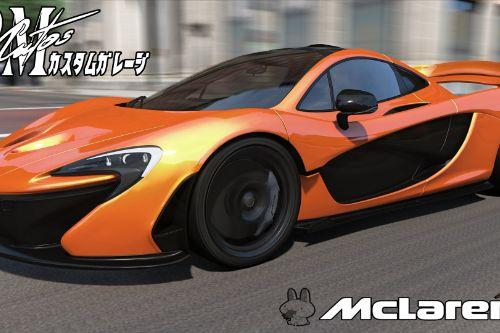 2014 Mclaren P1 [DigitalDials | Camera Fix Script]