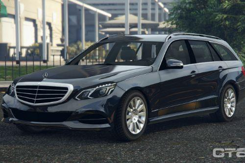 2015 Mercedes-Benz E Klasse T-Modell (Estate)