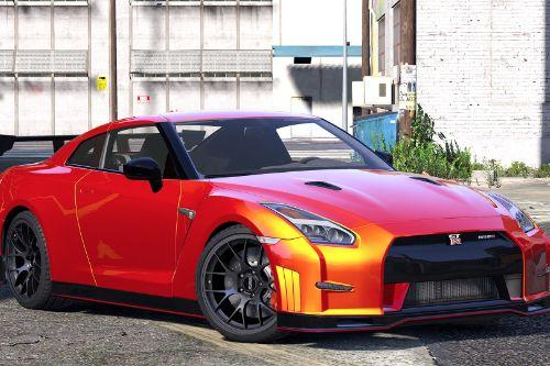 2015 Nissan GT-R 35 Nismo [Add-On / Replace | Animated]