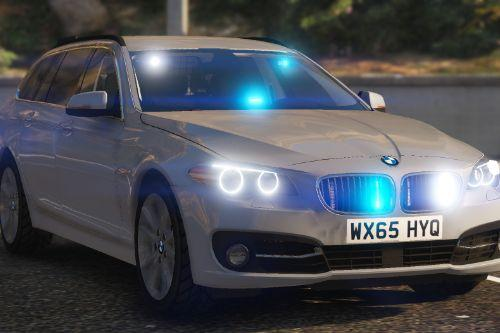 2015 RPU Unmarked BMW 530d [ELS | REPLACE ]