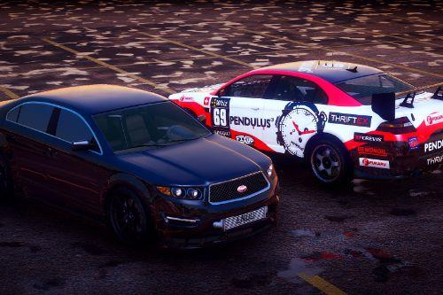 Vapid Torrence SSO [ Add-On | Tuning | Liveries | LODs | Template ]