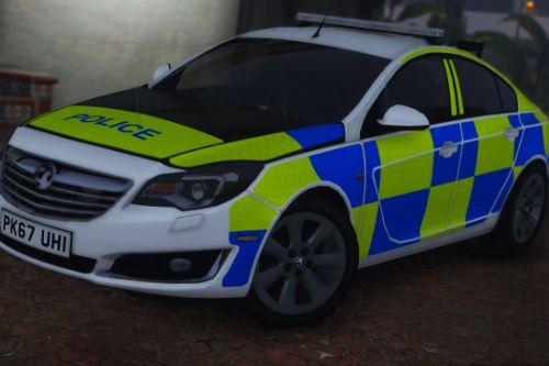 2016/2017 Police Vauxhall Insignia [Replace | ELS]