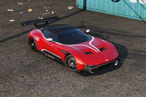 2016 Aston Martin Vulcan [Add-On | Template]