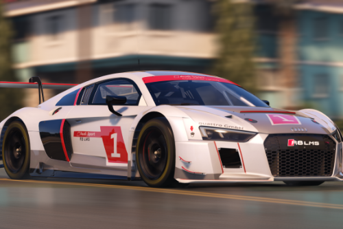 2016 Audi R8 LMS [Add-On]