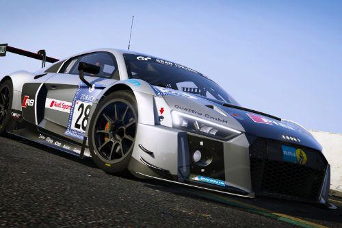 2016 Audi R8 LMS (Typ 4S) [Add-On]
