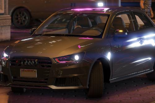 2016 Audi S1 [Add-On]