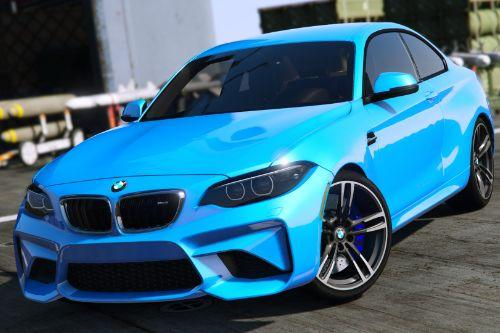 2016 BMW M2 [Add-on / Replace | Tuning | Template]