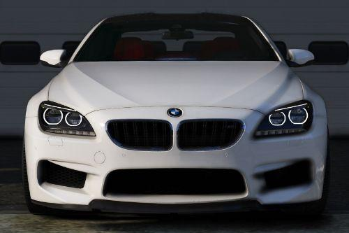 Handling for 2016 BMW M6