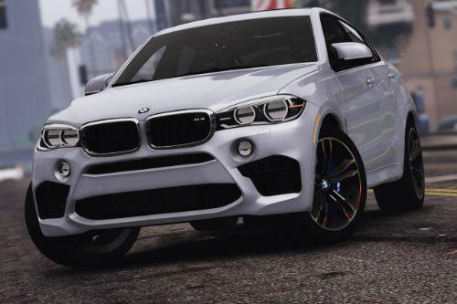 2016 BMW X6M (F16) [Add-On | Tuning | Template]