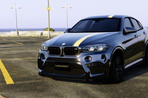 2016 BMW X6M - MANHART Paintjob