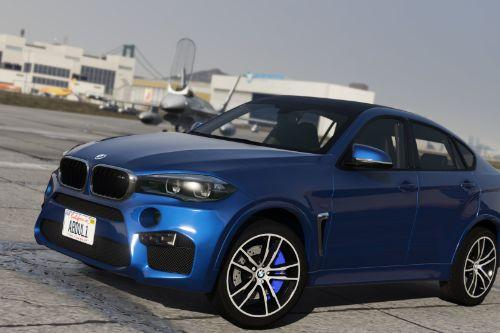 2016 BMW X6M [Add-On / Replace | Tuning | Livery]