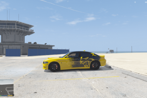 2016 Charger Hellcat Skins