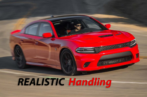 2016 Charger [Realistic Handling and Sound]