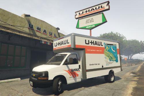 2016 Chevy Express UHaul Truck