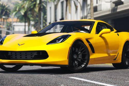 2016 Chevrolet Corvette C7 Z06 [Add-On] 1.1