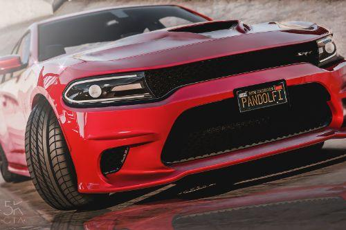 2016 Dodge Charger SRT Hellcat [Add-On | Replace | Animated | Template | Analog / Digital-Dials]