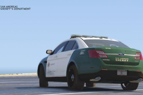 2016 FPIS San Andreas Sheriff's Department [Discontinued]