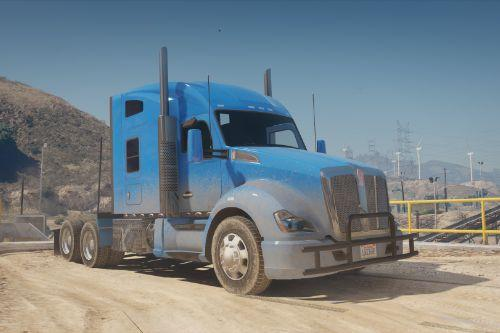 2016 Kenworth T680 [Add-On | Replace | LODs | Template]